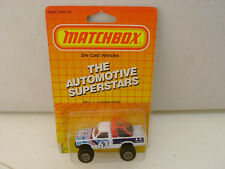 1987 MATCHBOX SUPERFAST #13 MB13 4X4 DUNES RACER 63 PICKUP TRUCK NEW MOC