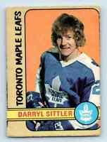 1972-73 O-Pee-Chee Darryl Sittler #188