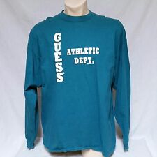 VTG 1993 Guess Jeans Shirt Long Sleeve Spell Out 90s ASAP Rocky USA Marciano XL