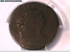 1808 Half Cent PCGS Genuine Scratch - AG Detail 36699381