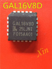 10PCS  GAL16V8D-25LJ GAL16V8D PLCC NEW