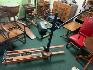 Nordic Track 3000 Wooden Cross Country Ski Fitness Exercise Machine Trainer