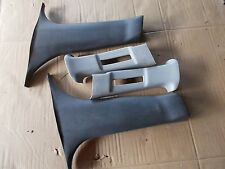 Subaru Impreza Sedan RH LH Interior B Pillar Seat Belt Trim Panels 04 05 06 Used