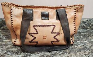 STS Ranchwear Shopper Tote Handbag Purse Large Leather