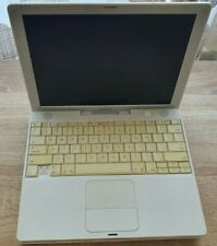 """Apple iBook G4 A1134 12"""" Laptop M9848LL/A Housing and Spare Parts"""
