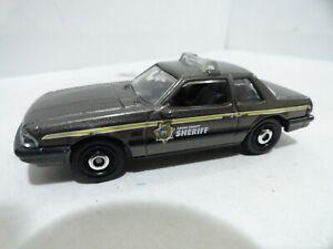 @@ Matchbox '93 Ford Mustang LX SSP Sherriff car!! WOW!! MINT!!! @@