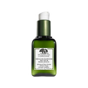 Dr Andrew Weil for Origins - Mega-Mushroom Relief & Resilience Face Serum (30ml)