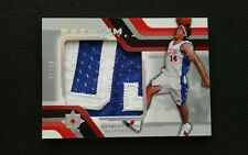 SHAUN LIVINGSTON 2004-05 UD ULTIMATE COLLECTION ROOKIE PREMIUM PATCH #49/75! RC!