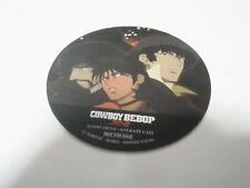 Sunrise Cowboy Bebop Cafe's Limited Coaster Heaven's Door Mint