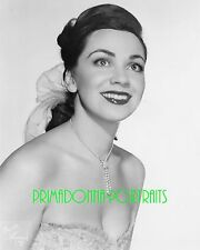 KITTY KALLEN 8x10 Lab Photo Elegant Youthful Movie Star Actress Portrait