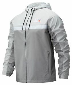 New Balance Men's NB Athletics 78 Jacket Grey