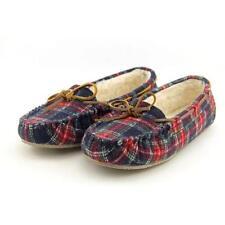 41 Pantofole da donna rosso