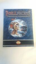 Hellfrost Rassilon Expansion 30015 RPG Book Savage Worlds Role Playing