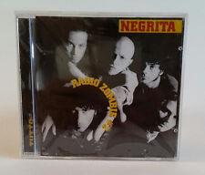 Negrita RADIO ZOMBIE #2 UNIVERSAL cd Nuovo Sigillato!