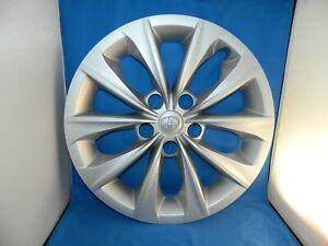 "Toyota Camry 16"" Replica Wheel Cover Hubcaps 15-17 42602 06070"