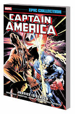 CAPTAIN AMERICA EPIC COLLECTION TP JUSTICE IS SERVED 4/5/17
