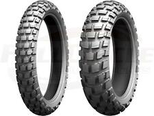 Michelin Anakee Wild 130/80-18 / 90/90-21 Adventure Motorcycle Tires Dual Sport