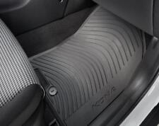 OEM 2018 Hyundai Kona ALL WEATHER FLOOR MATS, COMPLETE SET OF FOUR (J9F13AC300)