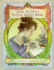NEW - Jane Austen's Little Advice Book by Cathryn Michon; Pamela Norris