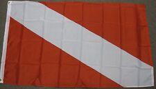 3X5 DIVER DOWN FLAG SCUBA DIVING BANNER PADI BOAT F111