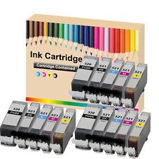 3 Sets ink Cartridges for CANON PGI520 MP980 MP990 MX860 MP550 MP560 inc Grey 2