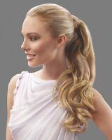 "Jessica Simpson Ken Paves Hair Extensions 23"" Wrap Around Pony HairDo NEW"