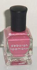 Deborah Lippmann Gel Lab Nail Polish - COMING UP ROSES - 0.27oz [1/2 Sz] / NEW