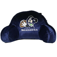 """Micky Mouse Seattle Seahawks Bed Rest Pillow (20.5"""" x 20"""")"""