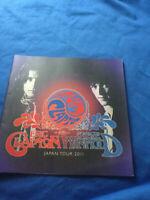 Eric Clapton Steve Winwood Japan tour book 2011 Blind faith