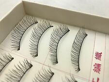 10 pair eyelash extension cotton makeup mascara cosmetic beauty party formal