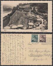 German Reich 1941 ☀ Bohemia & Moravia ☀ nice postcard Prague Barrandov