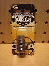 CVA Replacement 209 Breech Plug AC1678A NEW