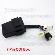 7 Pin CDI Box For 250cc ATV Quad UTV Loncin Puma Tiger Jianshe Hensim 4 Wheeler