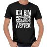 Ich bin nichts für schwache Nerven Kult Sprüche Comedy Spaß Fun Lustig T-Shirt