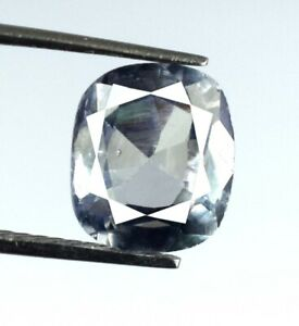 Cushion 5.25 Ct/9 mm Color Changing Sapphire Gemstone Natural Certified B4519