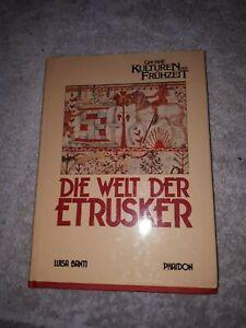 Buch Die Welt der Etrusker Große Kulturen der Frühzeit
