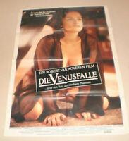 A1 Filmplakat ,DIE VENUSFALLE,SONJA KIRCHBERGER