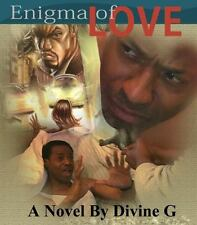 """Enigma of Love - Createspace Edition by John """"Divine G"""" Whitfield (2013,..."""