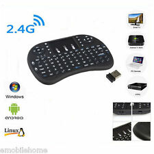 iPazzPort KP-810-21F 2.4GHz Mini Wireless QWERTY Keyboard with Touchpad Mouse