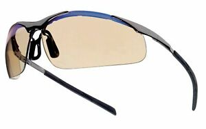 CONTOUR MÉTAL lunettes de protection verres ESP Bollé Safety - CONTMESP