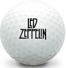 1 Dozen Titleist Pro V1 (Led Zeppelin Logo Golf Balls) 12 Golf Ball Gift Pack