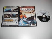 SILENT HUNTER 4 IV LUPI DEL PACIFICO PC DVD ROM FO SUB sottomarino SIM