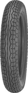 IRC GS11 Tire - Rear - 3.50-18,Position: Rear,Tire Size: 3.50-18,Rim 302096