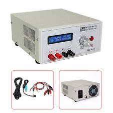 Battery Capacity Meter Discharge Tester Analyzer Lead-acid Battery Tester Ac110V