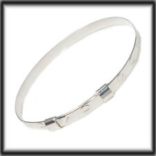 Sterling silver Baby's expanding bangle jewellery company