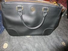 PRICE REDUCE! Authentic Preowned Tory Burch double zip Large Robinson handbag
