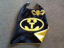 Personalised Superhero cape and mask - handmade
