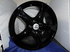 "OEM ORIGINAL 18"" LEXUS IS250 IS350 WHEEL RIM FACTORY STOCK 74239 Full SET 4Black"