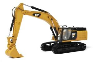 Caterpillar 349F L Excavator - 1/87 - CCM - Brass - New 2017 - 250 Made
