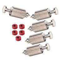 5stk Schwimmernadelventil Nadelventil Vergaser Kit für Briggs Stratton 398188